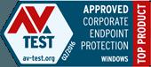AV-Test Top Product 2016 february 2016 award