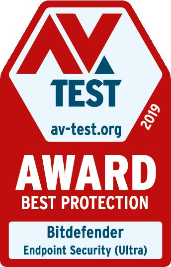 AV Test 2019 Award Image
