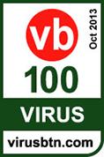Virus bulletin's vbspam VB100 2013