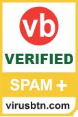 Virus bulletin's vbspam+, september 2013