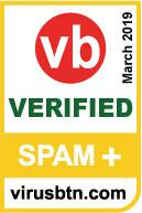 VIRUS BULLETIN'S VB100 March 2019