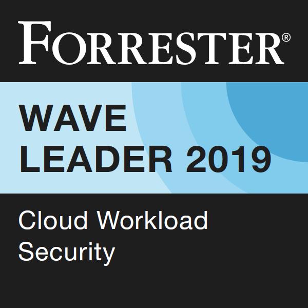 Forrester - Wave Leader 2018  EPP Security Suite Award Image